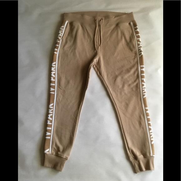 8cc39e506c21 Ivy Park logo tape jogger pants sz. XL  48